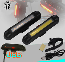 Buy NEW Waterproof Cycling Safety Light Bicycle Saddle Rear Lamp Bike Seat Cycle Laser Warning Led Bike Tail Light for $14.08 in AliExpress store