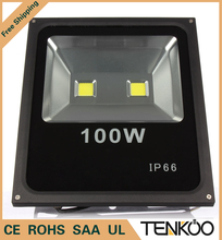 100W Led Flood light Waterproof Led IP65 Waterproof Floodlight Outdoor lighting garden Spot football landscape field lighting(China)