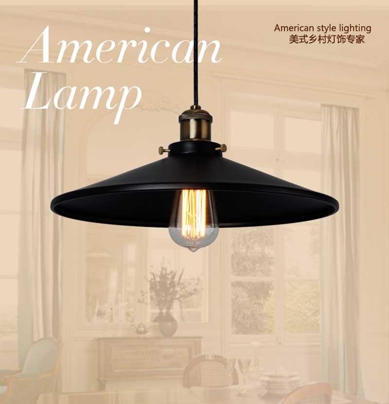 Hot Sale Edison Bulb Industrial Lighting Copper Lamp Holder Pendant Light American Lights Fixtures<br>