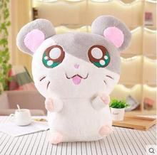 New Style 1PC 20-60Cm Japanese Style Kawaii Cute Big Eyes Mouse Stuffed Animal Hamtaro Plush Toy For Baby Girl Boy Birthday Gift