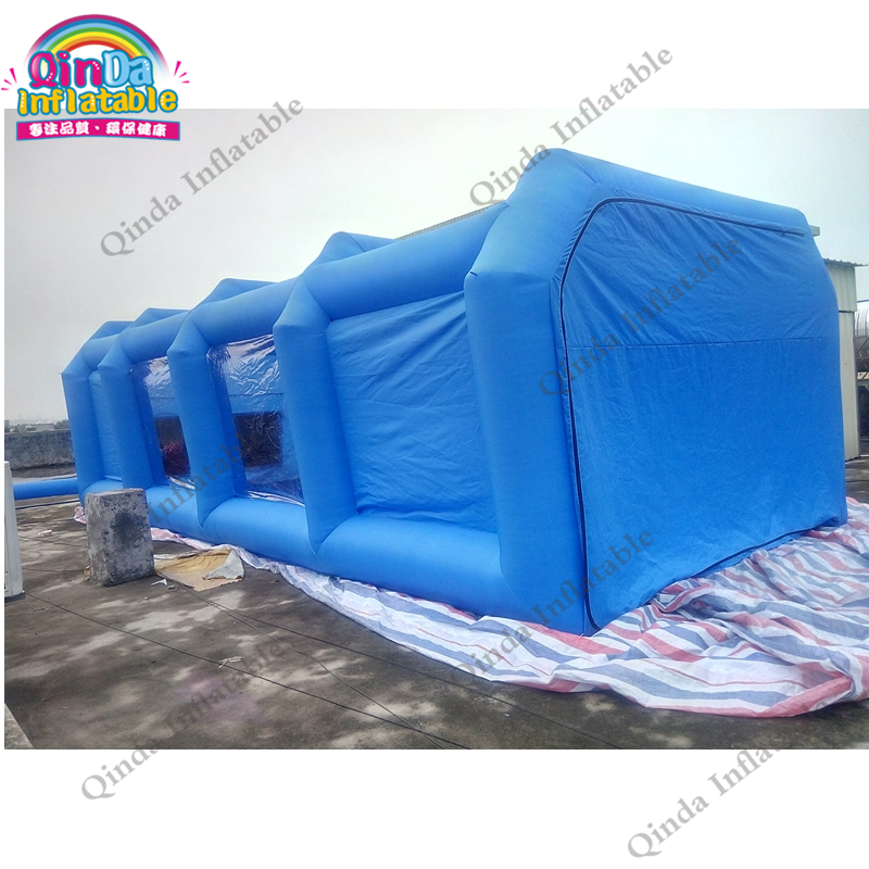 inflatable spray booth4