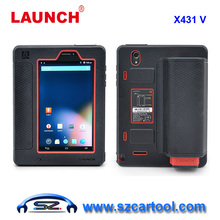 Original LAUNCH X431 V x431 5 Wifi / Bluetooth Full System for universal car diagnostic scanner update via official website