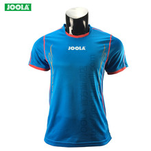 JOOLA short sleeve Table Tennis shirt  Badminton Game Shirt Young Men Quick Dry Sportswear ping pong Clothing for men and women