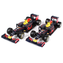 Bburago 1:43 F1 - 2016 Racing TAG Heuer RB12 #3 Daniel Ricciardo &#33 Max Verstappen Die-cast model car