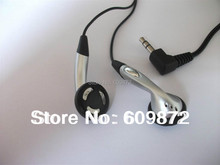 Linhuipad Stereo low cost Earbuds , rental cars, trains, buses,museums , 5 pcs per lot , 1.2M , L plug , Singapore Post(China)