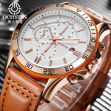 Buy 2017 Mens Watches Top Brand Luxury Business Quartz Wristwatches Leather Strap Male Clock Military Sport Watch Relogio Masculino for $19.99 in AliExpress store