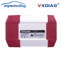 Promotion VXDIAG Professional Diagnostic tool For BMW Icom/GM Tech/Ford Vcm and Mazda Full Functional With software