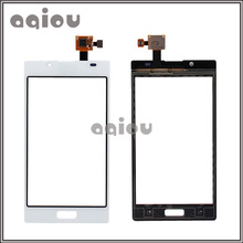 "Buy 4.3"" Touch Screen LG Optimus L7 P700 P705 P708 Digitizer Front Glass Lens Sensor Panel High for $4.70 in AliExpress store"