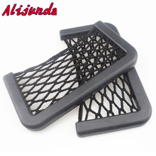Storage Net Automotive Pocket Organizer Bag For Geely Vision SC7 MK CK Cross Gleagle SC7 Englon SC3 SC5 SC6 SC7 Panda