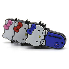 hello kitty pendrive cute usb flash drive 4gb 8gb 16gb 32gb 64gb girl U disk pink memory stick 2.0 pen drive gift