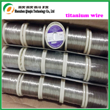 Free shipping China Factory High-quality products titanium wire for ecig 24ga/0.5mm1KG/roll temperature control wire