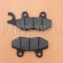 Right Side Brake Pads 50cc 70cc 90cc 110cc 125cc 150cc 250cc 300cc ATV Quad Go kart Scooter Motorcycle parts