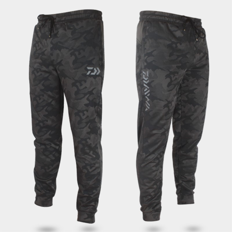 Sunscreen Camping Hiking Pants Daiwa Fishing Pants Breathable Leisure Camouflage Fishing Clothes Men Outdoor Sport Pants<br>