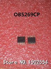 100PCS / LOT OB5269CP LED LCD power management chip SOP-8 foot