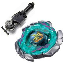 Best Birthday Gift 4D Beyblade Metal Fusion Blitz Unicorno / Striker 100RSF Metal Fury BB117 + L-R Starter Launcher + Hand Grip+(China)