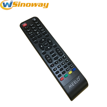 Remote control for saterllite tv receiver X Solo mini 2 and Meelo + One,Remote controlled use for X solo mini2 Meelo plus one(China)