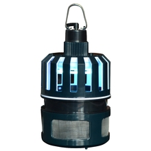 7W LED Photocatalyst Inhalant Mosquito Trap Killer Electronic Pest Control Tools UV Light Killing Lamp