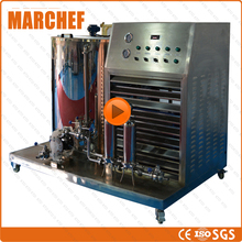 CE GMP ISO 100L Perfume Mixer And Freezing Machine  Perfume Freezing Making Machine
