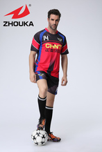 Hot sale cheap custom made maillots de football Home Thai quality