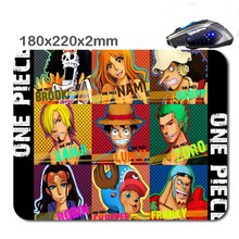 One Piece Mouse Pad Printing Production Mode And Your Favorite Photos/Can Be Used To Laptop Mini Pc 180*220*2mm