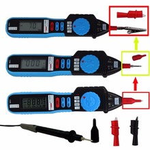 Quality AMS8211D Pen type Digital Multimeter DC AC Voltage Current Meter Tester Continuity Diode Non-contact Voltage Logic Test