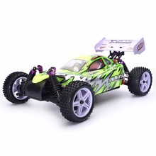 Buy HSP Rc Car 1/10 4wd Road Buggy 94107 Electric Power 4x4 Racing High Speed Hobby Remote Control Car for $142.41 in AliExpress store