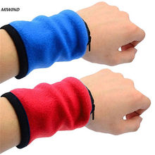Hot Sale blue red Wrist Band Safe Wallet Storage Zipper Ankle Wrap