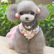 2017 New Items Pet Clothing Garden Dress/dog Suit/dog Sets