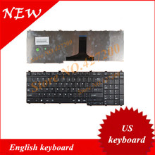 English keyboard for Toshiba Satellite A500 P200 P300 L350 L500 X500 X300 A505 A505D F501 L535 P205 P505 US keyboard