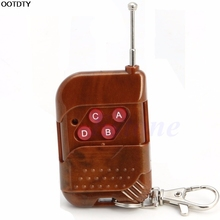 4 Channel 315MHz 433MHz Wireless RF Remote Control Controller Fr Light Bulb Door #L060# new hot