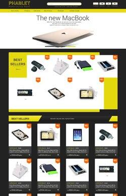 小小设计▲ 大气数码 欧美时尚 数码家电智能手机配件等通用