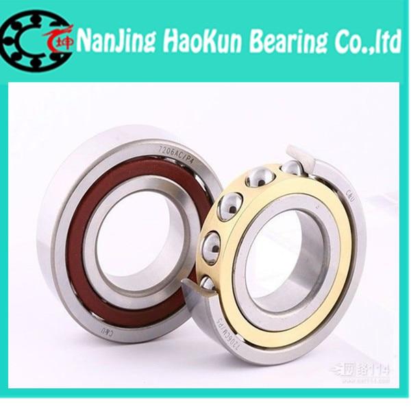 Original 7006 AC P5 Angular Contact Ball Bearing   30*55*13<br>