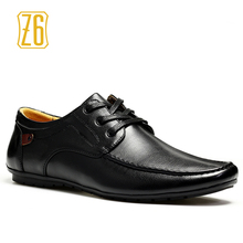 40-45 homens loafers Top Quality bonito confortável Z6 marca men flats # W3113-1(China)