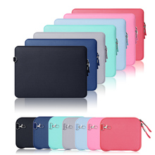 "11""/13""/15"" Portable Slim Carrying Notebook Sleeve Bag Case Cover Combo for MacBook/MacBook Air/Pro Laptop PC Ultrabook Tablet"
