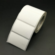 30 Rolls Thermal Transfer Paper Stickers 60*40mm, 1500pcs/roll, fit for printer Argox CP2140