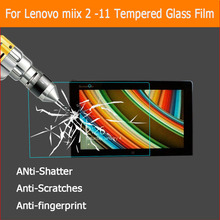 "Newest Premium Anti-shatter tempered glass film For Lenovo Miix 2 11-ITH 11.6"" tablet LCD Screen Protector Film"