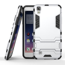 Buy Case LG X Power K220DS K220 PC+ Silicone Dual Layer Iron Man Anti Shock Impact Armor Shield 3D Case LG XPower Cover Case for $3.99 in AliExpress store