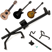 New Arrival High Quality Electric Guitar Wall Hanger Horizontal Acoustic Guitar Holder Bass Stand Rack Hook