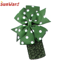SunWard Hair accessories Headbands cute Headband Flower Head Wear Wave Bandeau Hair band haar accessoires
