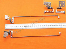New Laptop LCD Hinges for Toshiba Satellite C870 C870D C875 C875D L870 L875 S875 P/N:H00037550 H00037560 LCD Notebook Hinges