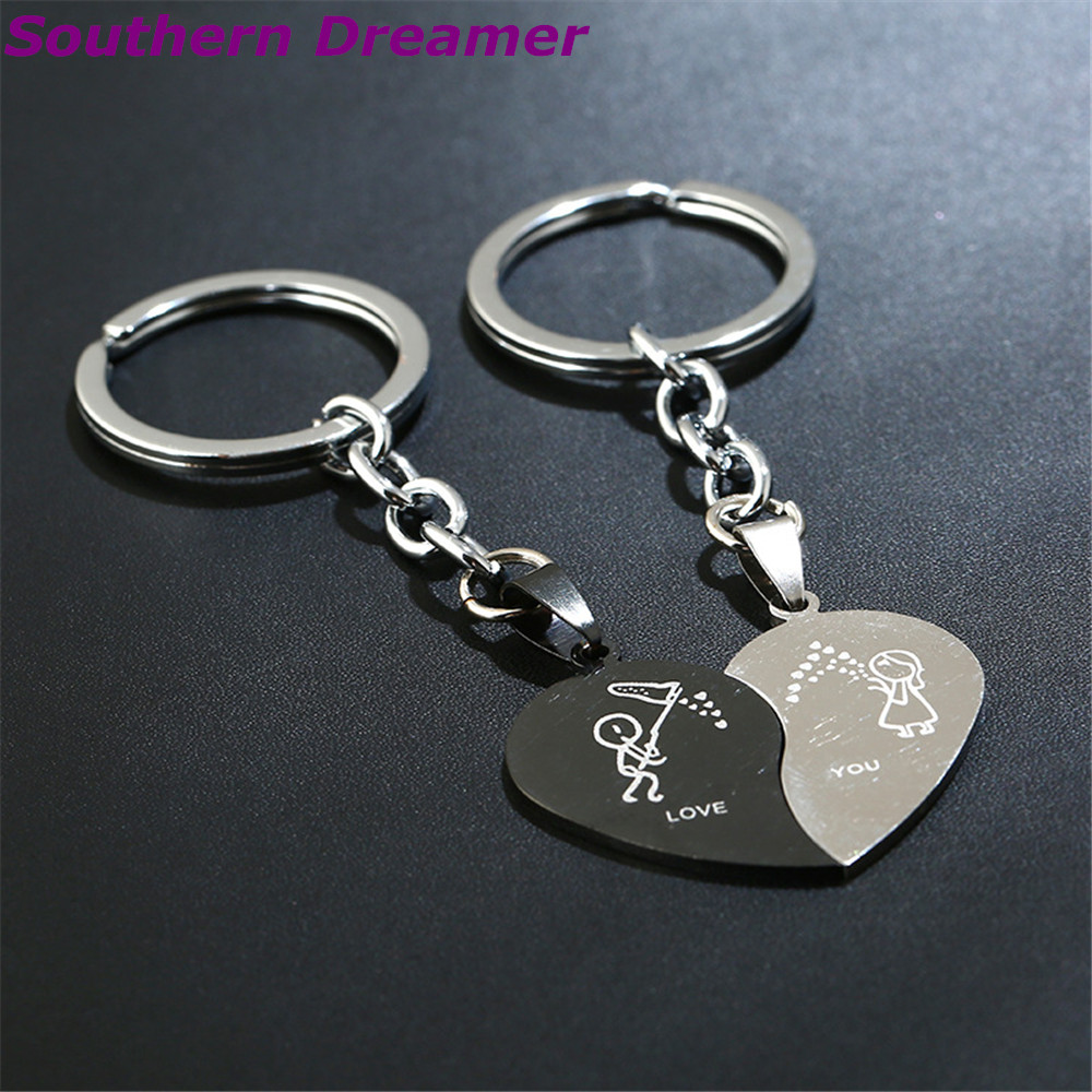 Cute Keychains For Couple Lover