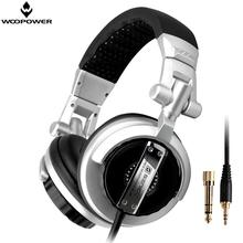 Woopower Somic ST-80 Professional Monitor Music Hifi Headphones Foldable DJ Headset Without Mic Bass Stereo Earphones