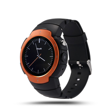 Android 5.1 Sports Smart Watch 3G 4GB GPS Navigation WIFI Browse Web Heart Rate Tracker 2.0MP Camera MP3 MP4 Full Round Screen