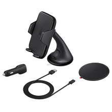 Qi Wireless Charger Charging Car Windshield Mount Holder Stand Smart Phone(China)