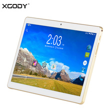 XGODY T950 9.5 Inch Unlock 3G Phone Call Tablet PC Android 5.1 MT6592T Ouad Core 1G+16G 1280*800 TFT 5000mAh Tablet OTG WiFi GPS