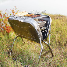 protable Charcoal BBQ grill,multifunction BBQ grill,outdoor charcoal BBQ grill
