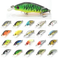 wLure 8.1cm 7.1g Wide Swimming Action Short Body #6 Hook Insect Bait Fresh Water 3D Hard Eyes Crankbait Lure Fishing M583(China)