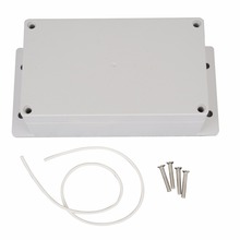 New Waterproof Enclosure Cover Case Mayitr Plastic Electronic Project Box 158x90x65mm For Power Supply(China)