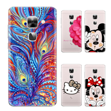 Fashion Phone Case for LeEco Le 2 /LeEco Le 2 Pro/LeEco Le MAX 2 Hot Cartoon Pattern Painted TPU Soft Case
