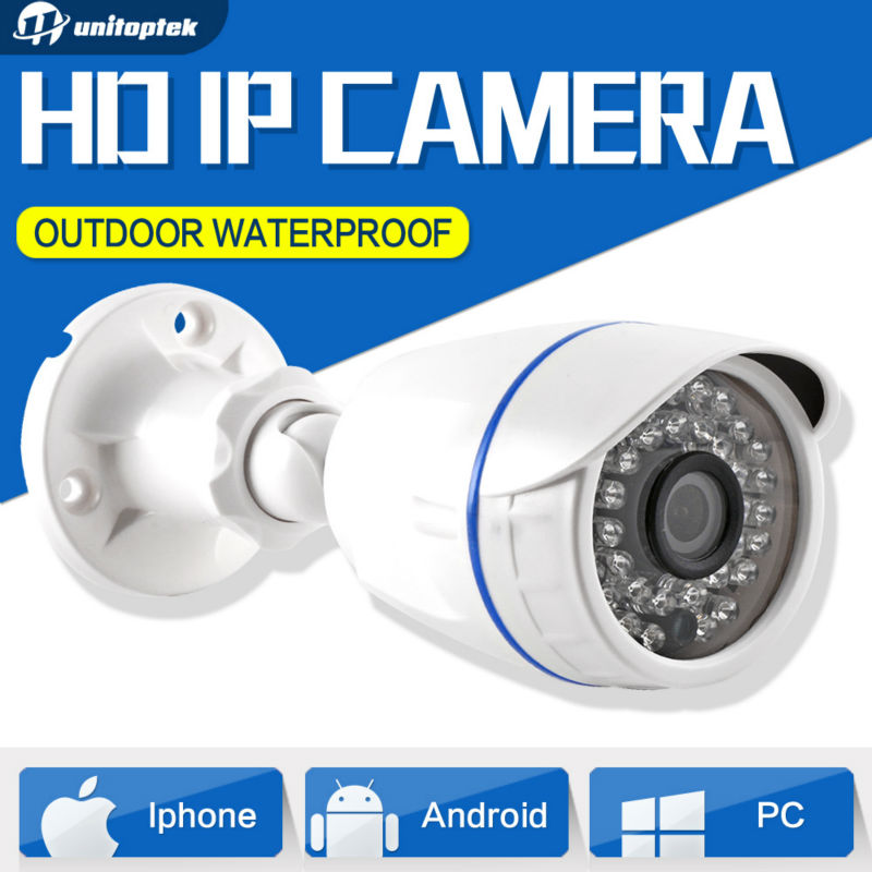 720P IP Camera 1080P HD Outdoor Bullet Cam IR 20M NightVision P2P Cloud XMEye View 1MP 2MP CCTV Security IP Camera Onvif <br><br>Aliexpress